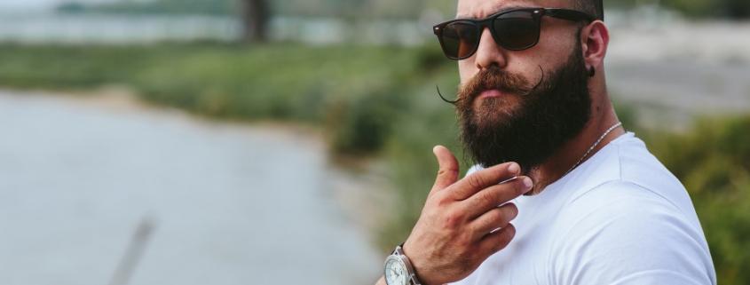 Oleo para a Barba