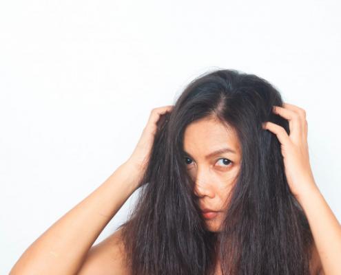 Cortar o cabelo
